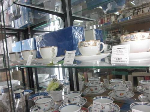 カップ&ソーサーの大倉陶園