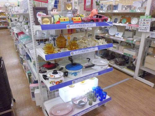 キッチン雑貨のインテリア雑貨