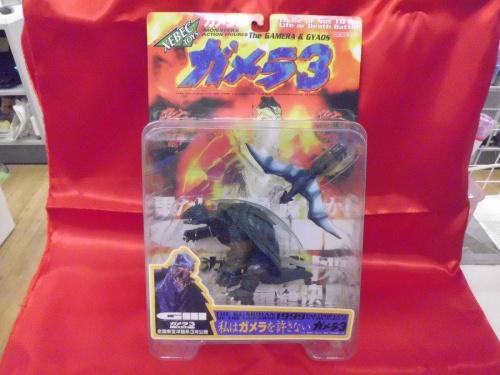 フィギュアの平成大怪獣シリーズ