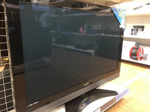 北越谷店のTV
