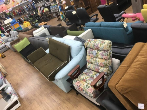 cassinaの家具