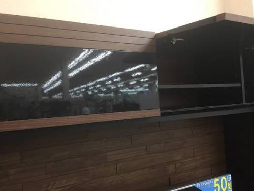 テレビ台のAVボード