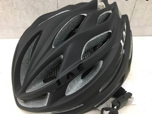 LASのヘルメット