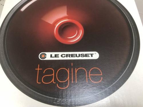 LE CREUSETのタジン鍋