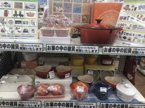 タジン鍋の北越谷店