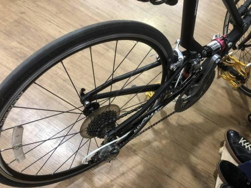 折りたたみ自転車のGIANT