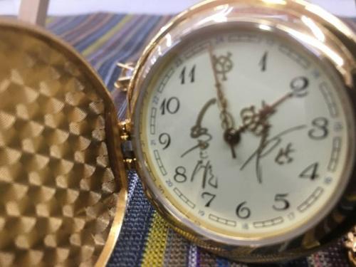 雑貨の懐中時計
