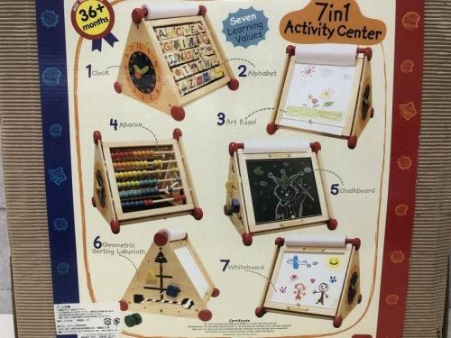 おもちゃの知育玩具