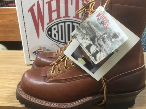 WHITE'S BOOTSの未使用