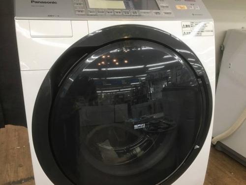 ドラム式 洗濯乾燥機のPanasonic