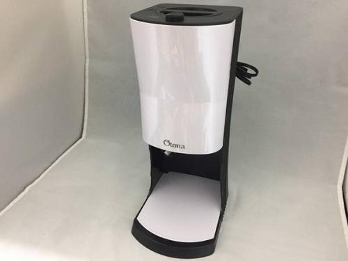 電動カキ氷機の家電