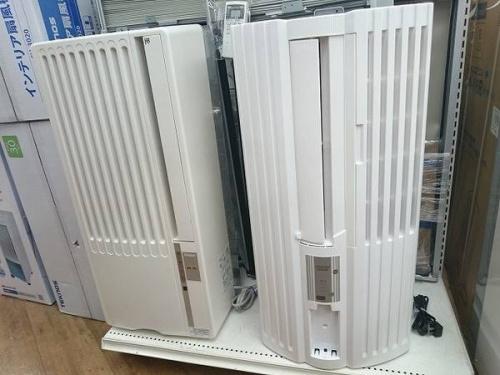 エアコンの窓枠