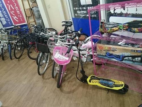 サイクリングのアウトドア雑貨