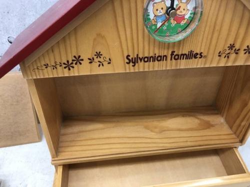 おもちゃのシルバニアファミリー