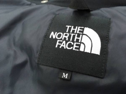 ダウンジャケットのTHE NORTH FACE