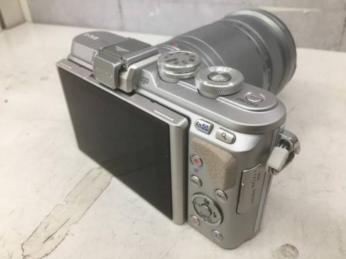 デジタルフカメラのOLYMPUS