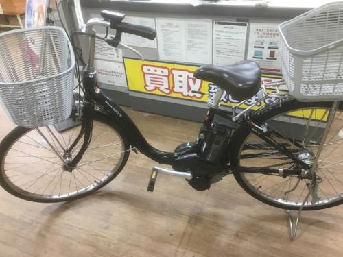 自転車の電動自転車