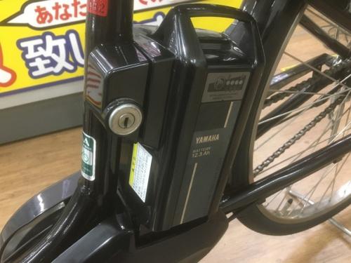 電動自転車のYAMAHA