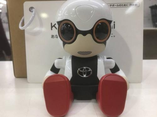 おもちゃのKIROBO mini