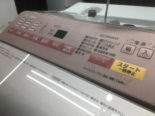洗濯機のPana