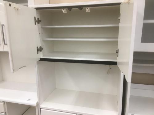 カップボード・食器棚のレンジボード