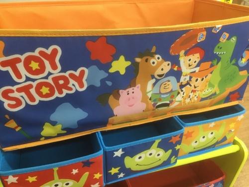 トイストーリーのおもちゃ箱