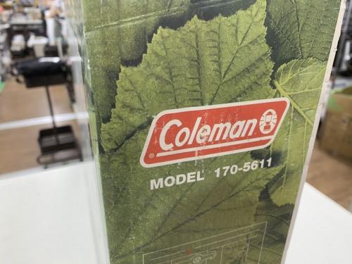 Colemanのピクニックテーブル
