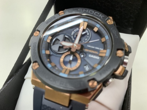 メンズファッションの腕時計