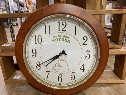 時計のからくり掛時計