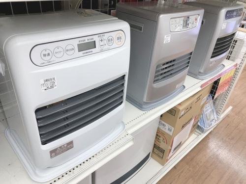 暖房器具の買取強化中