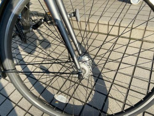 クロスバイクのBRIDGESTONE ブリヂストン