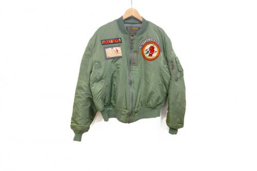 ジャケットのMA-1ジャケット