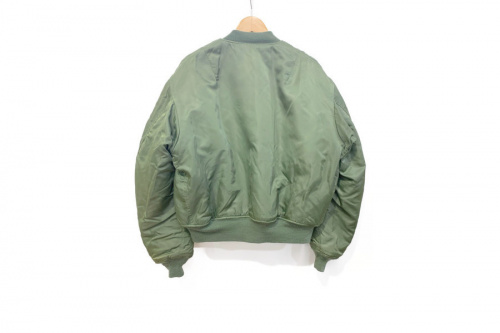 MA-1ジャケットのTed Company