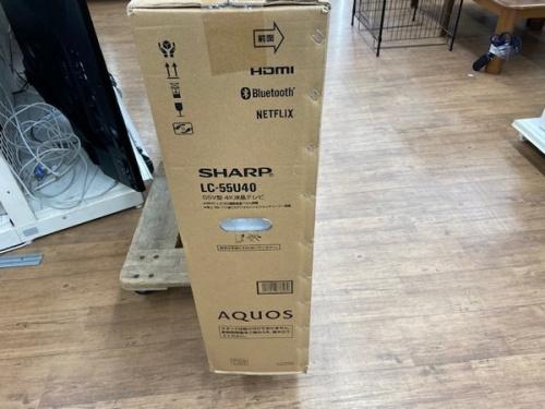 SHARP シャープのAQUOS アクオス
