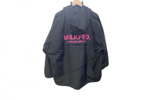 ナイロンパーカーのミルクフェド タワーレコード