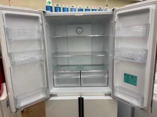4ドア冷蔵庫のHaier ハイアール