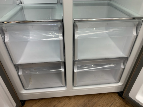 2ドア冷蔵庫のAQUA