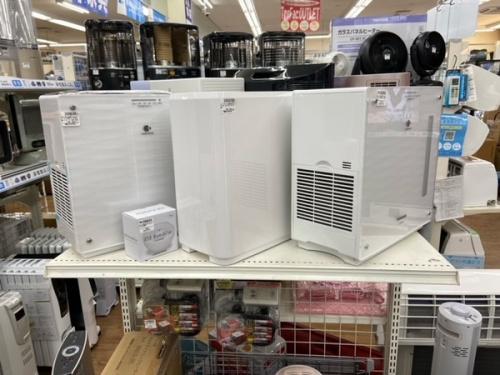 暖房器具の暖房家電