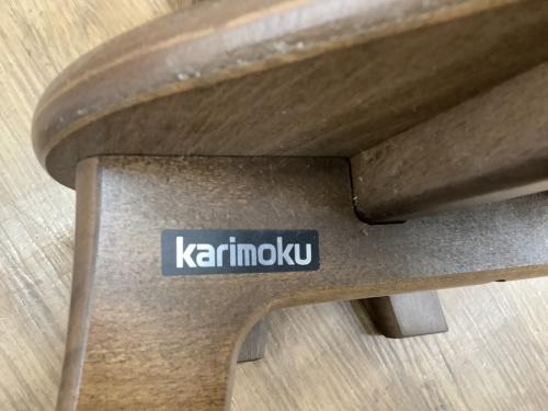 スリッパラックのkarimoku