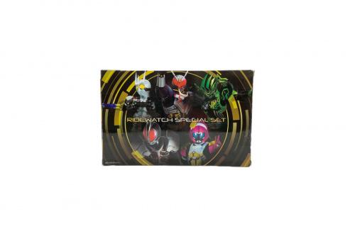 DXライドウォッチスペシャルセットの仮面ライダージオウ