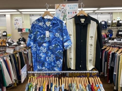 メンズファッションのシャツ 夏物買取 夏物買取強化 夏物衣類