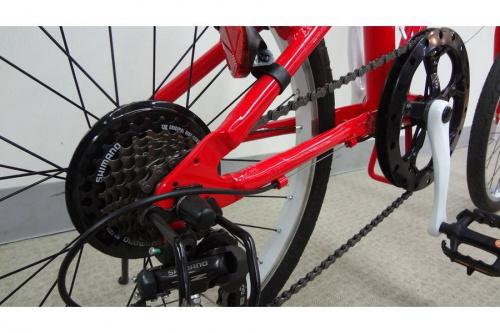 折りたたみ自転車のFerrari