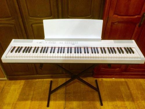 電子ピアノのYAMAHA