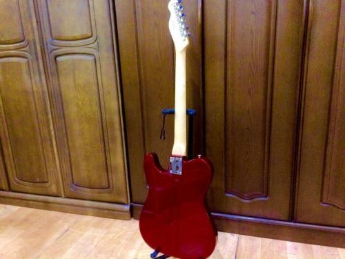 ギターのFENDER