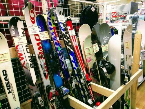 スキーの南大沢