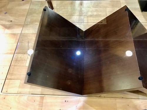 センターテーブルのalflex