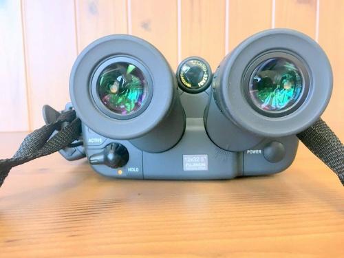 フィールドギアの双眼鏡