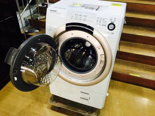 ドラム式洗濯機の南大沢