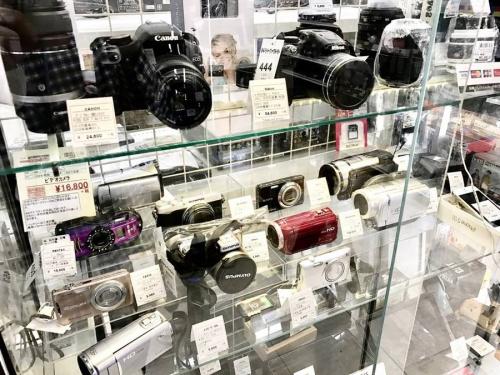 ダッフィーのカメラ
