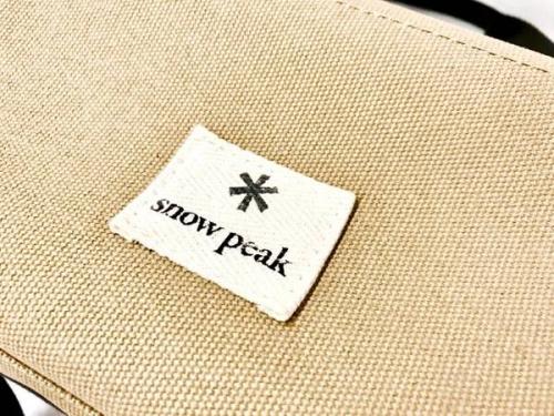 コンテナのsnow peak(スノーピーク)